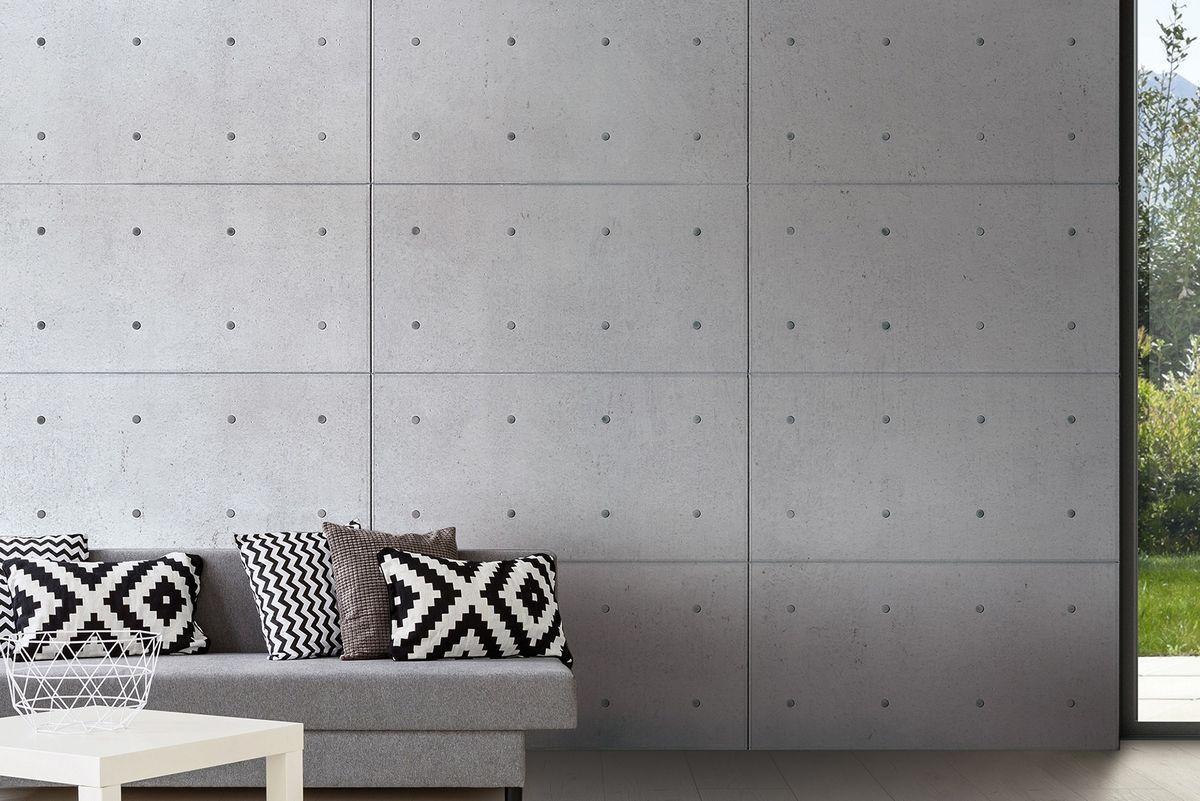 Inter-wood sikrer let genvej til moderigtigt betonlook