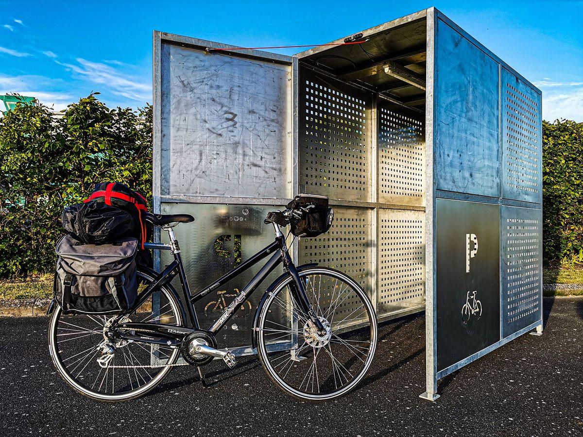 Ny løsning fra Jernport.dk kommer cykelturisterne til hjælp