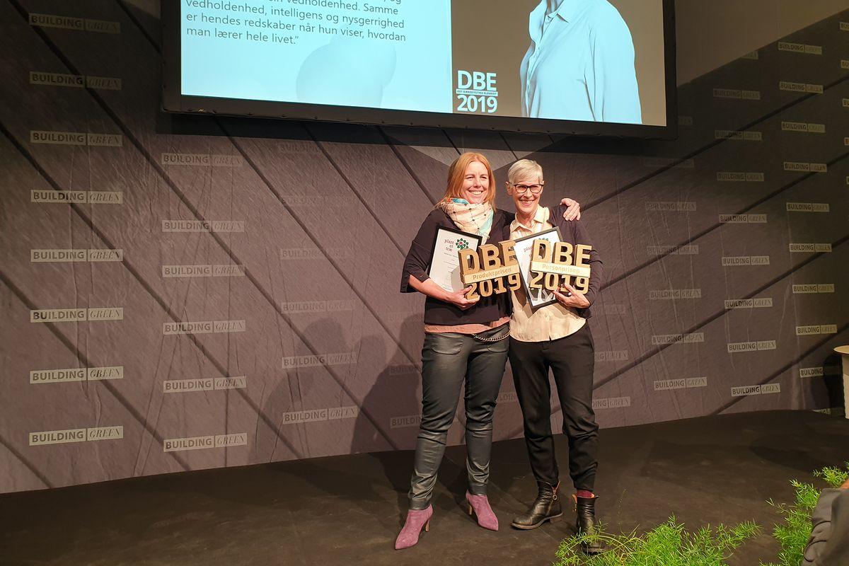 Årets vindere af Det Bæredygtige Element blev kåret på Building Green