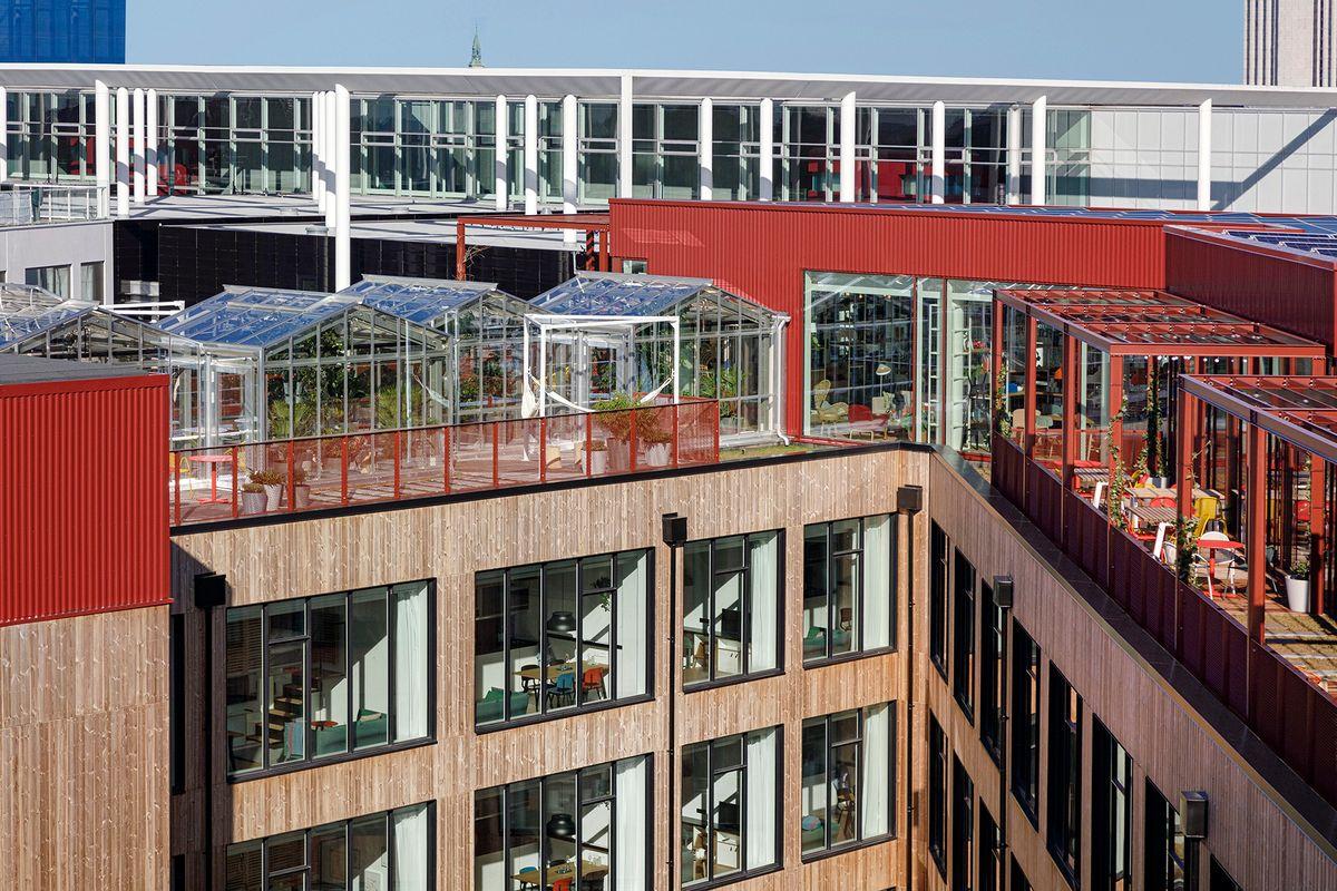 Nyt hotelkoncept forener coliving og coworking