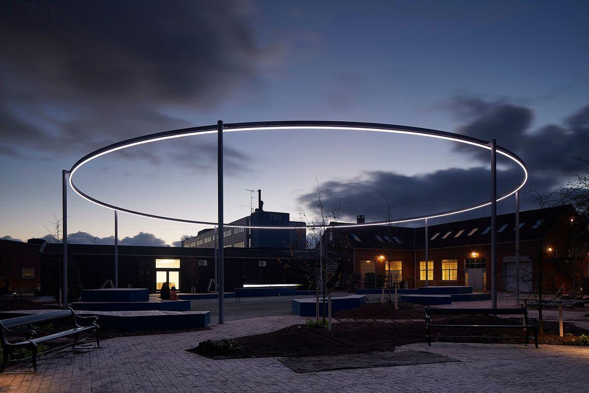 Lysringen - et lysende nyt mødested i København Nordvest