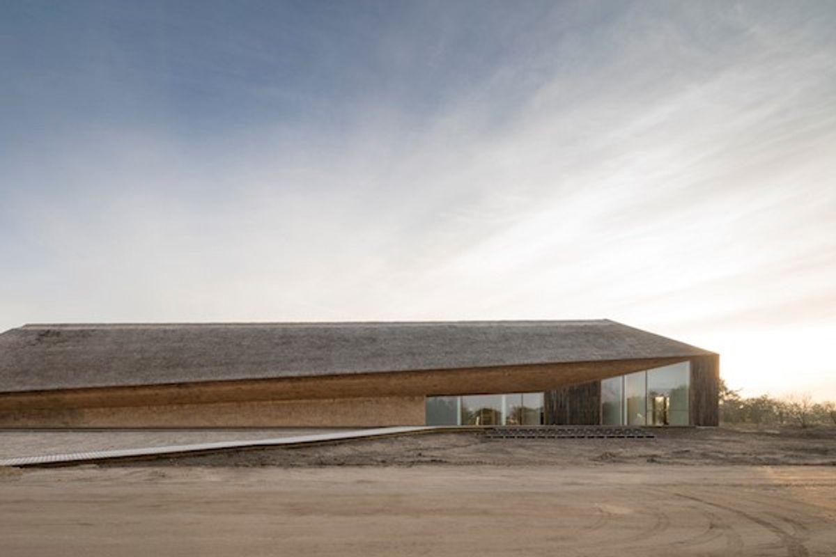 Fremadskuende arkitektur bygget på tradition