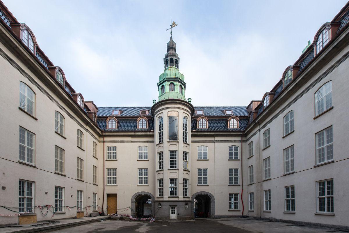 Villa Copenhagen: Fra postkontor til hotel i verdensklasse