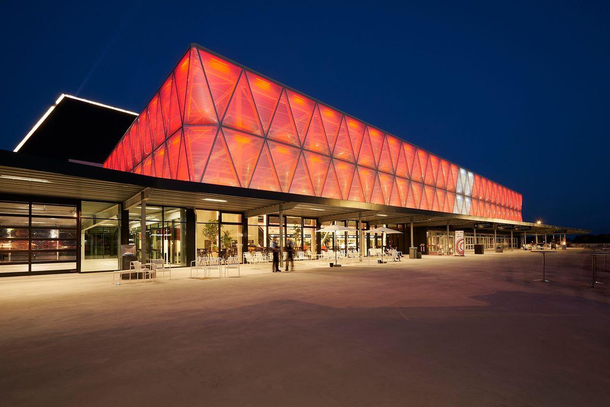 Arkitektonisk sammenhæng og den gode velkomst
