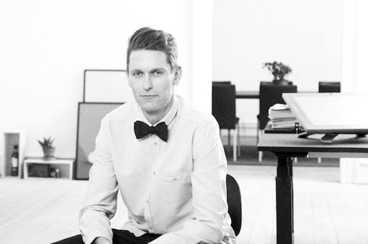 Morten Nikolajsen: En tanke bag hver linje