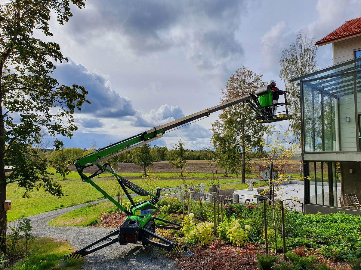 Jøma på turné: Få demonstreret den nyeste lift-teknologi