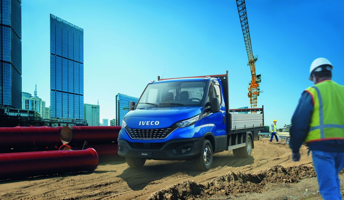 IVECO Danmark leverer fremtidssikrede og grønne erhvervskøretøjer