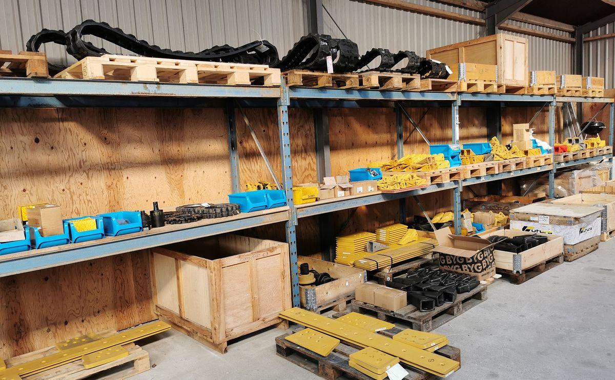 KE Machine Parts – specialister i slid- og reservedele til rette tid