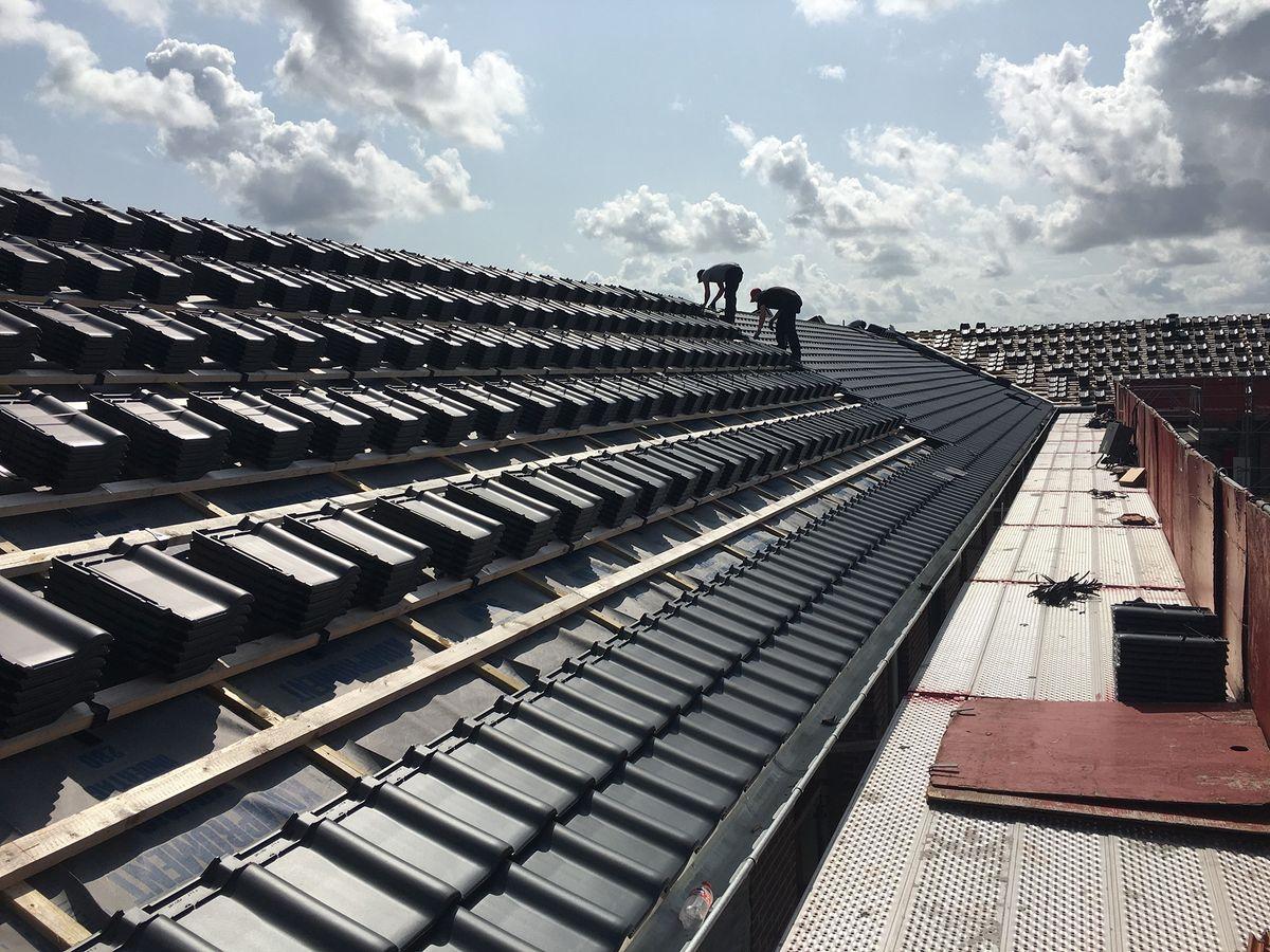 Jacobi Tegl leverer 30.000 kvadratmeter tegl til renoveringsprojekt