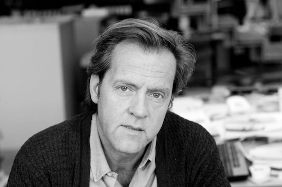 Portræt af Lars Juel Thiis: Lyt til stedet