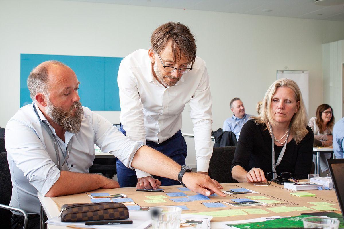 Smith Innovation: Er byggeriet en selvstændig sektor om 10 år?