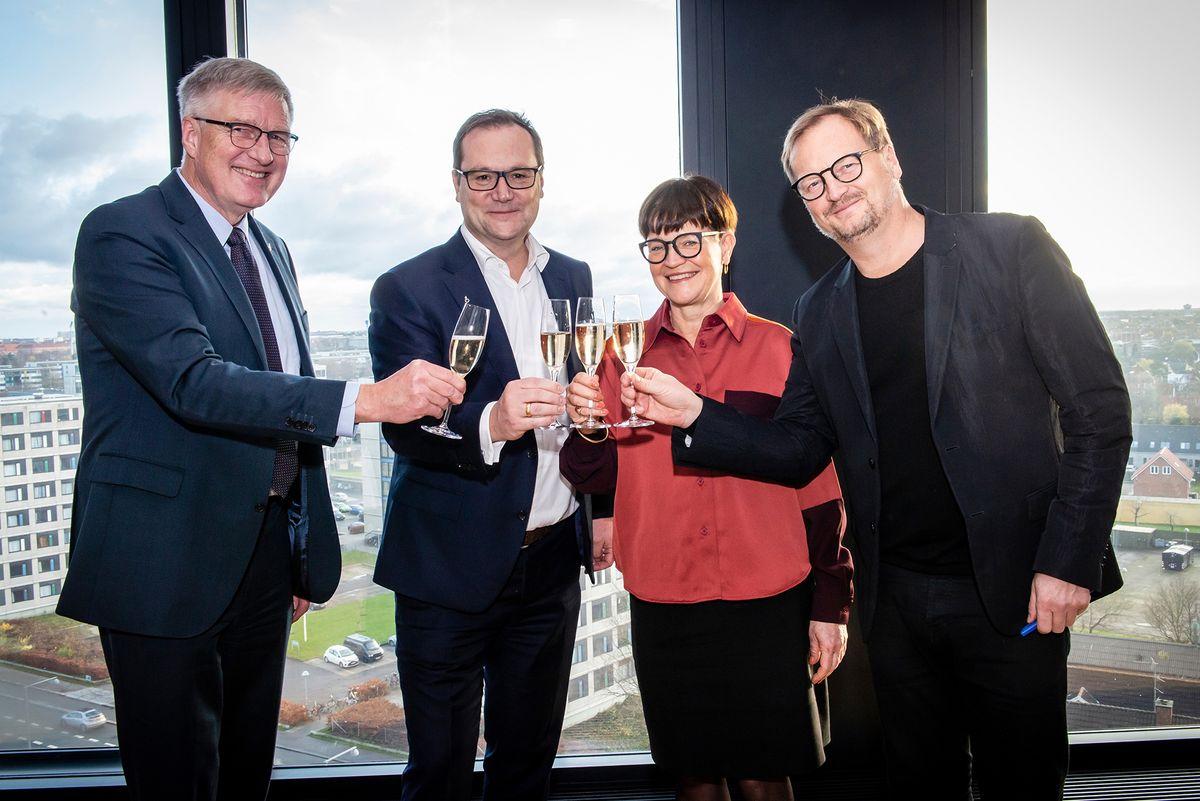 Rambøll opkøber Henning Larsen og danner nyt partnerskab