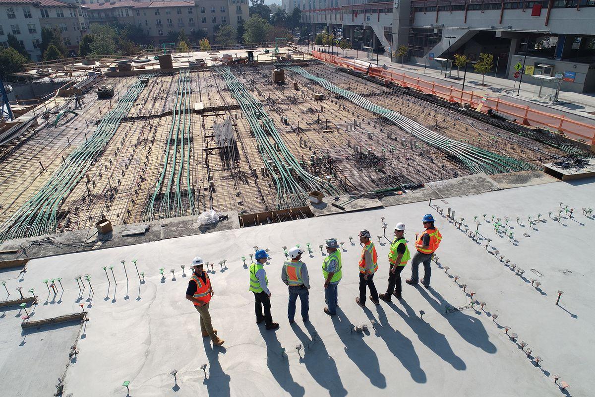 Corona-krisen: Hvad må man gøre i skurvogne og på byggepladsen?