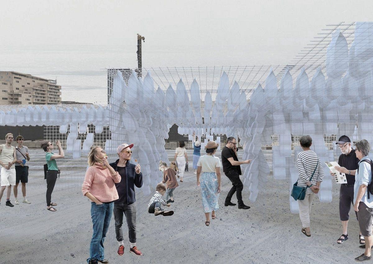 Vinder af Festugens arkitekturkonkurrence: Håndsprit og fællesskab