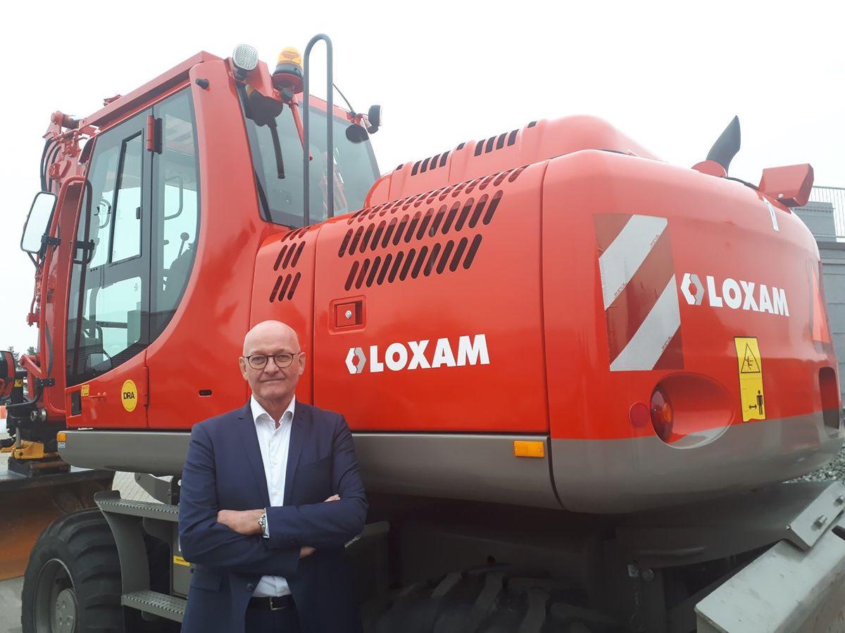 Med køb af JM Trykluft er LOXAM Danmarks største materieludlejer