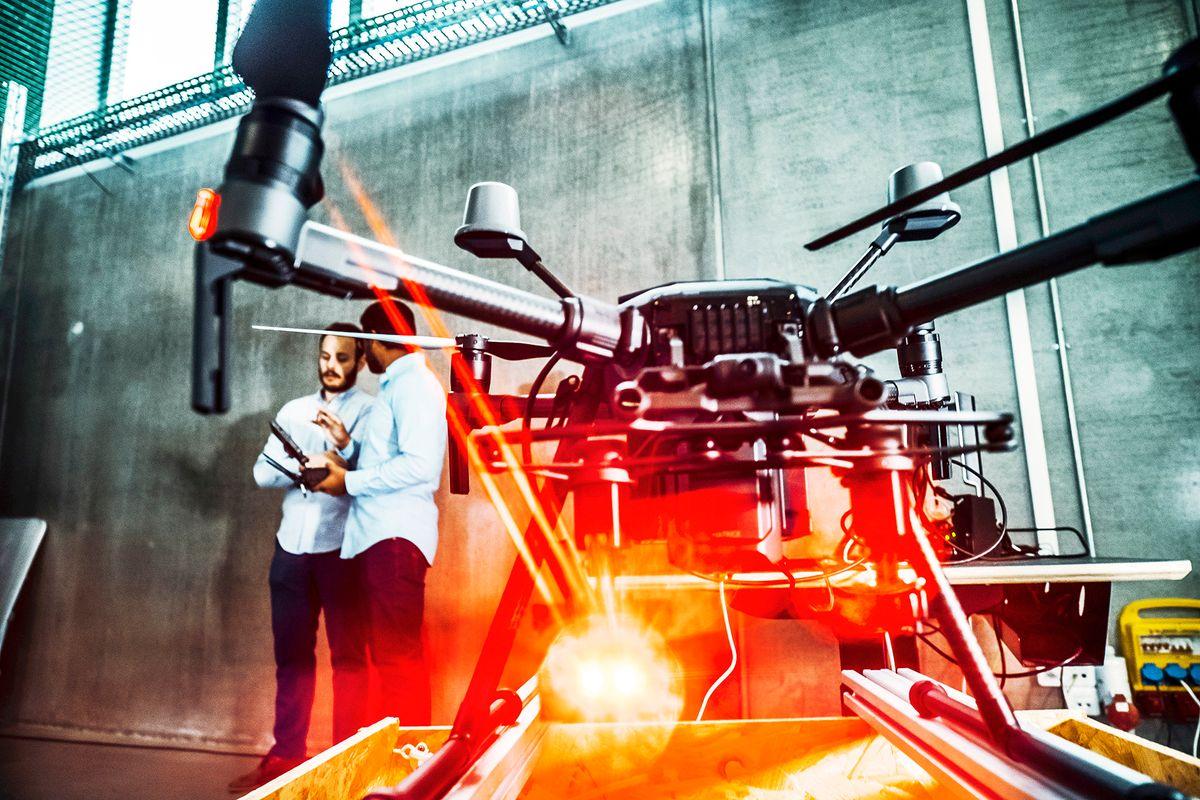 Robotekspert: Robotter kan samarbejde med mennesker på byggepladserne