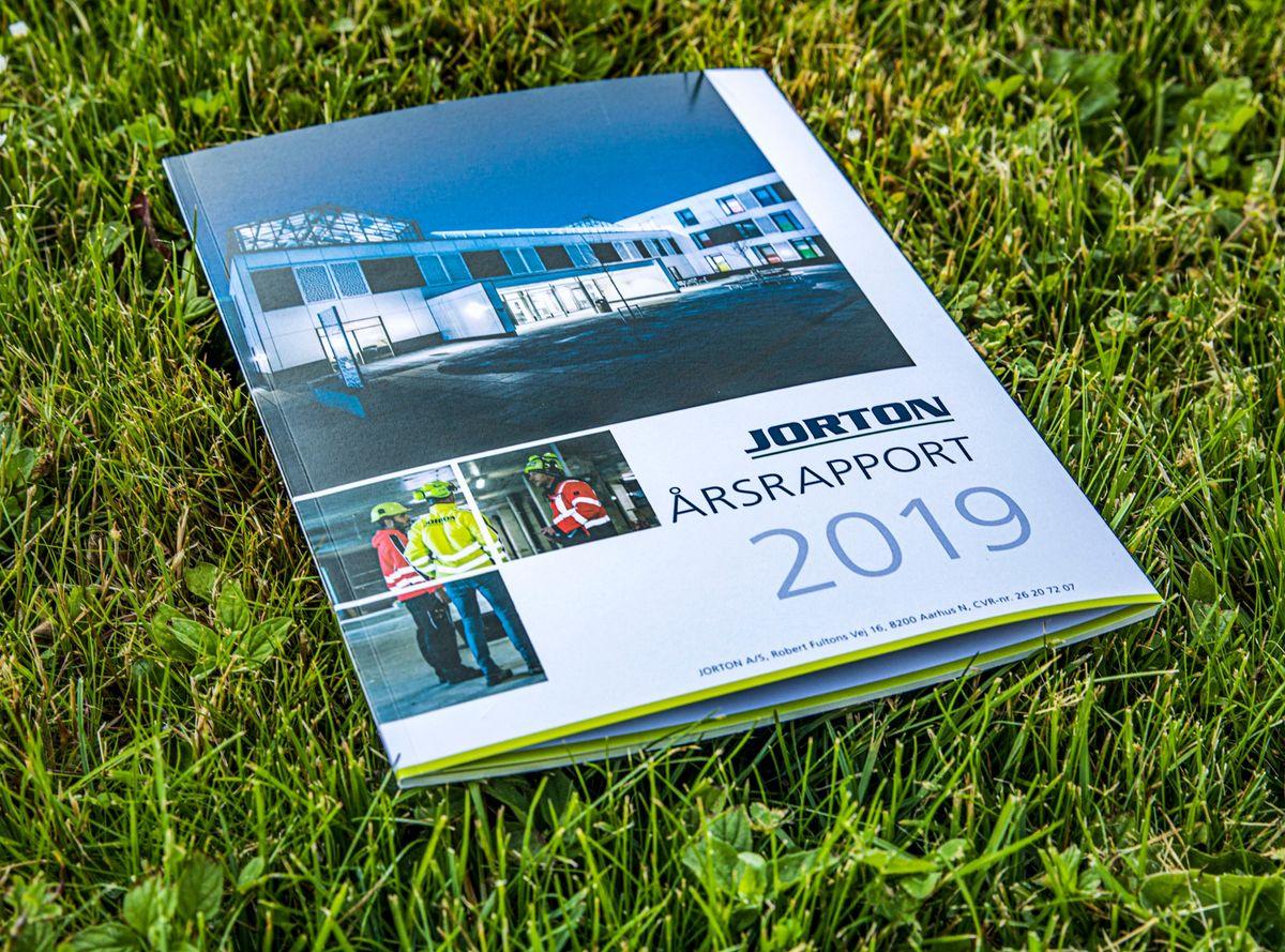 Årsrapport for 2019 viser fortsat medvind til JORTON