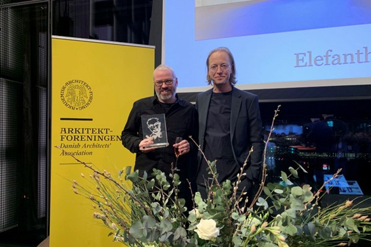 Aktivitetscenter for kræftramte af LETH & GORI vinder årets Store Arne