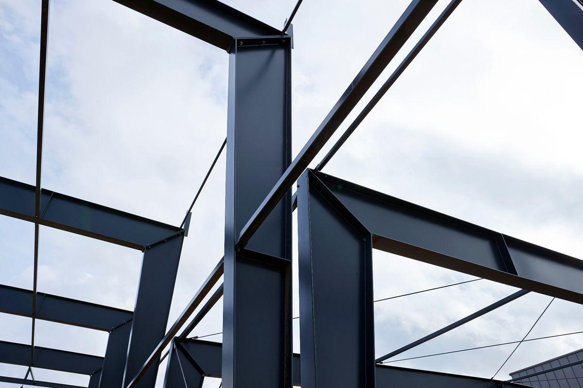 EDP-deklareret stålkonstruktion til DGNB-certificeret logistikcenter