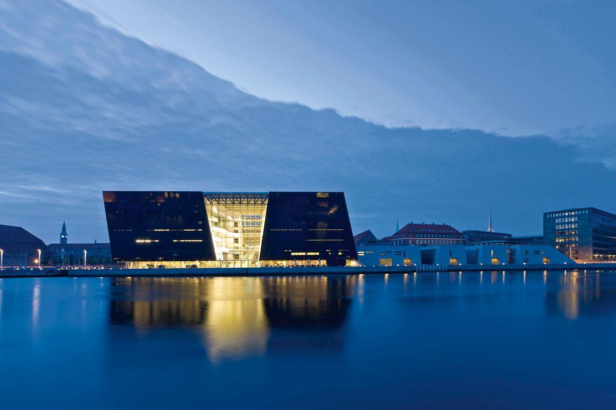 Den sorte diamant ændrede retning for Schmidt Hammer Lassen Architects