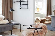 Forny dine stole med lammeskind fra NATURES Collection