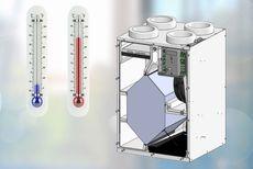Genvex: Afgørende for energiberegningen at temperaturføler placeres korrekt