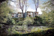 Strandbakkehuset og dets mursten vinder Årets sundhedsbyggeri 2021