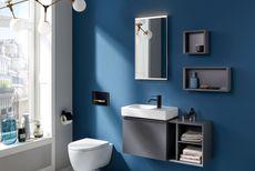 Geberit lancerer to nye badeværelsesserier