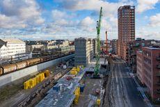 Fleksibel online bestilling direkte til byggepladsen hjælper VVS'ere