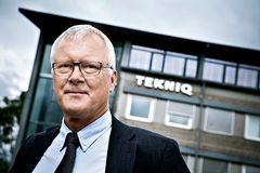 Niels Jørgen Hansen fra Tekniq - Viden er produktet i dag