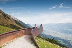Snøhetta designer arkitektoniske elementer til vandrerute i Østrig