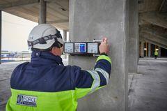 FORCE Technology udfører kontrol af beton med langsigtede gevinster