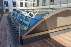 Glasarkitektur til bæredygtigt byggeri