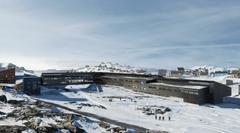 KHR Architecture i spidsen for endnu et grønlandsk uddannelsesbyggeri