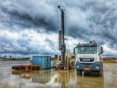 Geoteknisk firma hjælper til med klimasikring