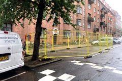 Skræddersyede sikkerhedsløsninger fra OnSite Safety sikrer byggepladsen