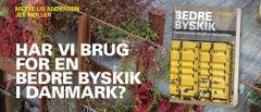 Ny bog om bedre byskik i Danmark