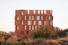 Kuben: Nyt driftscenter i Helsingør af Christensen & Co Arkitekter