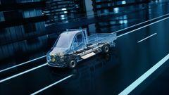 Fremtiden hos Mercedes -Benz er elektrisk