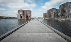 Byrumsinventar og fliser i beton skaber sammenhængende miljøer