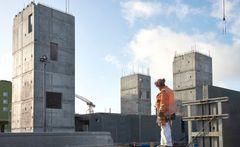 Fremtiden er grøn – også på byggepladsen
