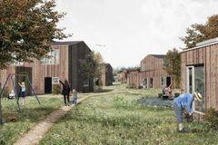 Södras Svanemærkede træfacader er fremtiden for miljø og byggeri
