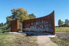 Geopark Odsherreds nye attraktion: Porten til bronzealderens solvogn
