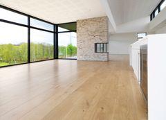 Kronospans klimagulve kan sikre gulvvarme på første sal