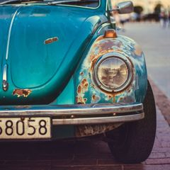 Gamle bildæk bliver til bæredygtige gulvløsninger hos Eftex