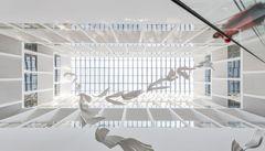 Et første kig på Schmidt Hammer Lassens Ningbo Nyt Bibliotek i Kina