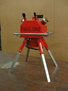 Ny maskine letter genbrug af mursten og natursten