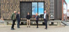 Teamet er fundet til opførelse af de første cirkulære almene boliger