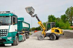 Liebherr lancerer L509 Tele: Teleskop-hjullæsser i én og samme maskine