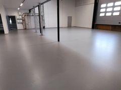 Miljøvenlige gulve med kort hærdetid fra J&S Fugefrie Industrigulve